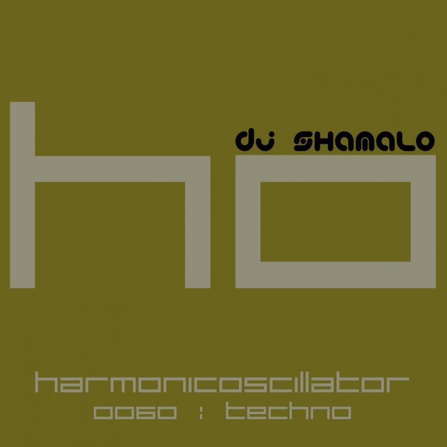 HarmonicOscillator#0060 : Techno