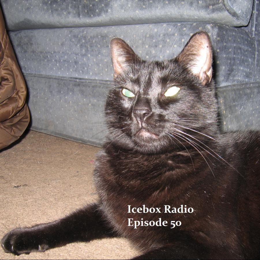 The Icebox Radio Podcast Episode 50