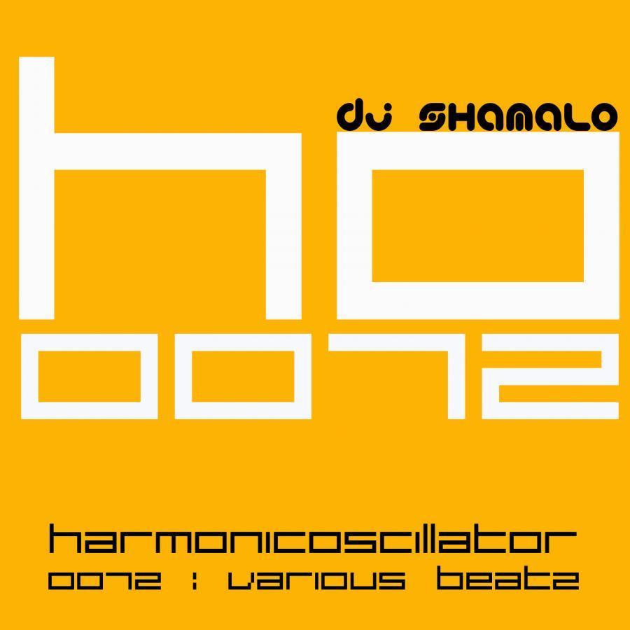 HarmonicOscillator#0072 : Various Beatz