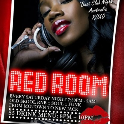 Red Room, 30th April 2011 8pm-10pm