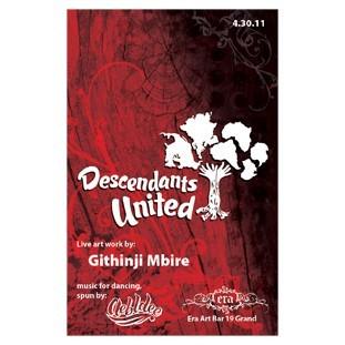 Descendants United 4/30/2011