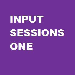 Input sessions One