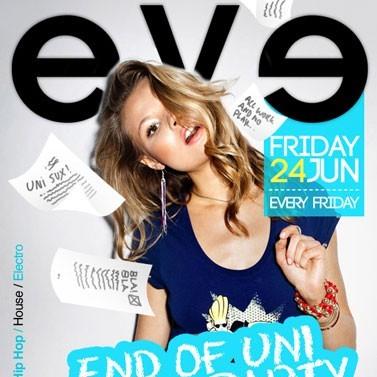 EVE, 24th June 2011 11.30pm-1am