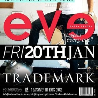 EVE (Heatwave Suprise Show), 20th January 2012, 11PM - 2.30AM