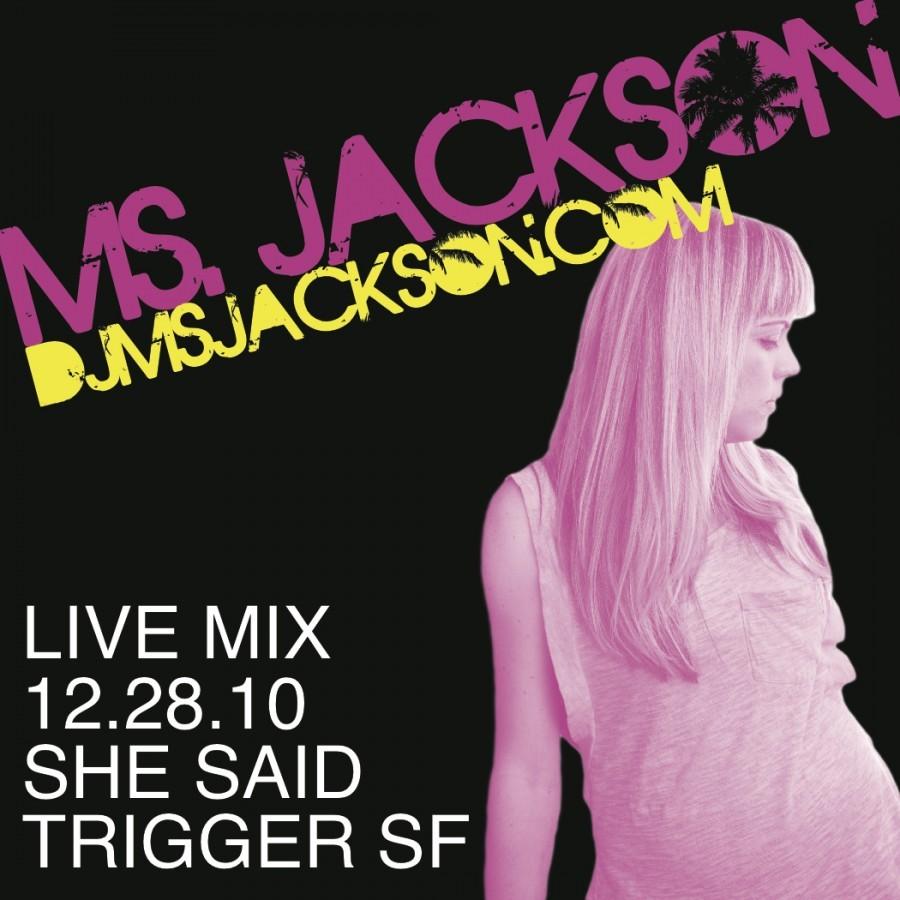 Live MIx 12.29.10 She Said