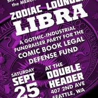 ZODIAC LOUNGE: Libra