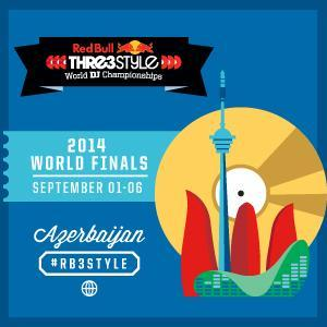 DJ G - Red Bull Thre3style's Lucky Bastid