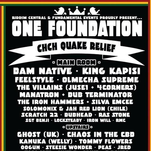 One Foundation - 8/04/11