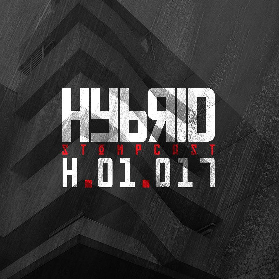 HYBRID // Stompcast H.01.017
