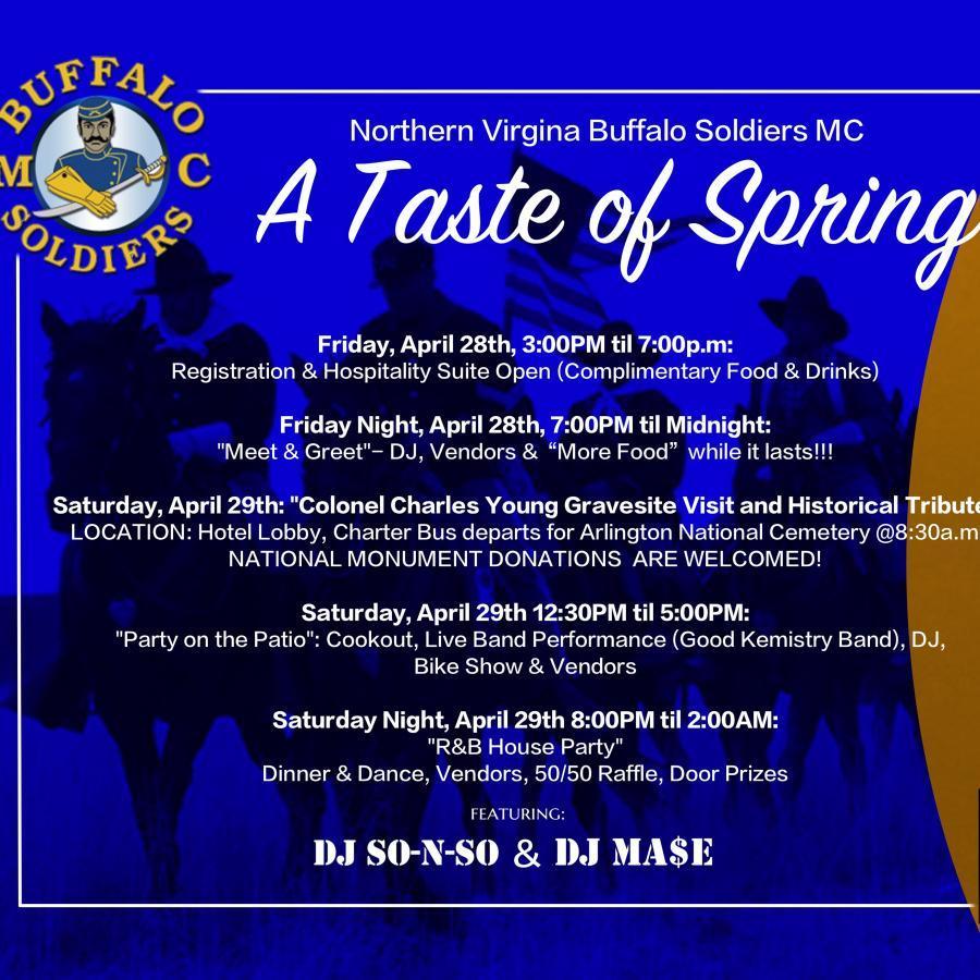 Buffalo Soldiers Meet & Greet 4/28/17