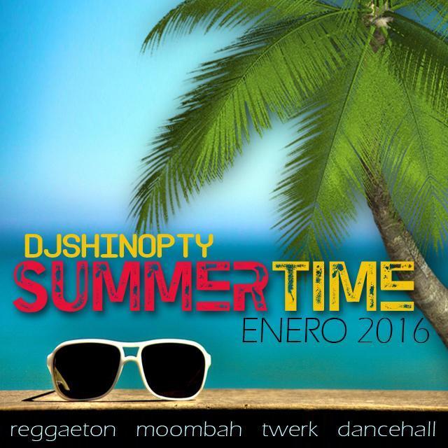 Summertime Mix (Enero 2016)