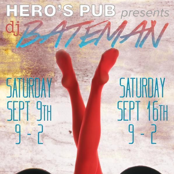 A Saturday at Hero's, Part 1 - September 9th, 2017