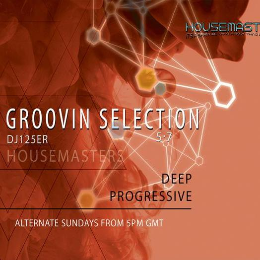 335 LIVE-Groovin On The Fly 45 deephouse 12-10-2017