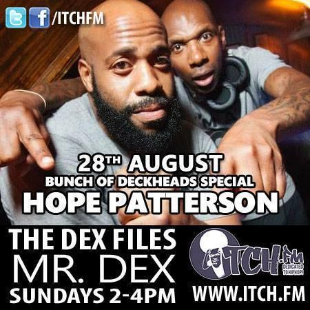 The DeX Files ep. 144 (Bunch of Deckheads special) (28/08/2016)