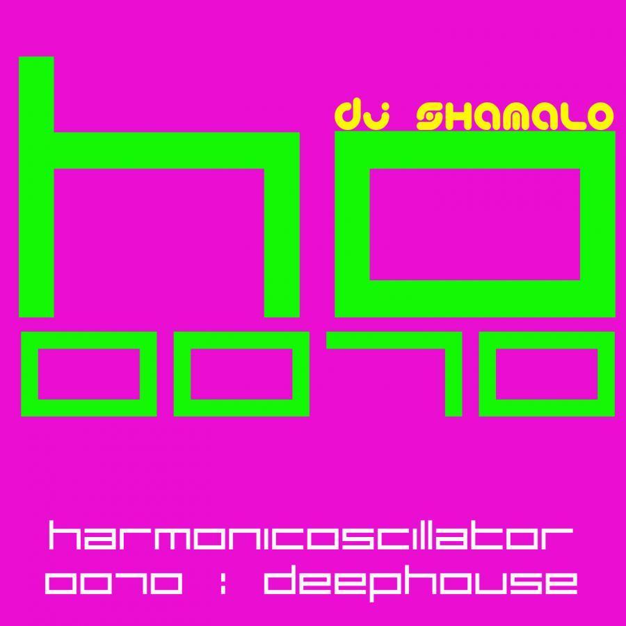HarmonicOscillator#0070 : Deep House