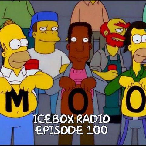 Icebox Radio Show Episode 100