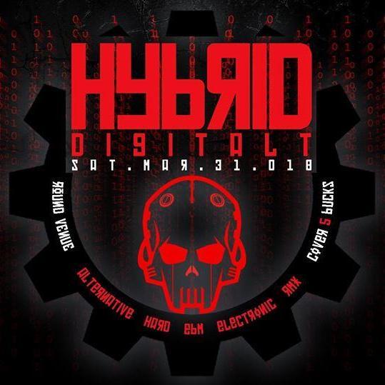 HYBRID // DIGITALT