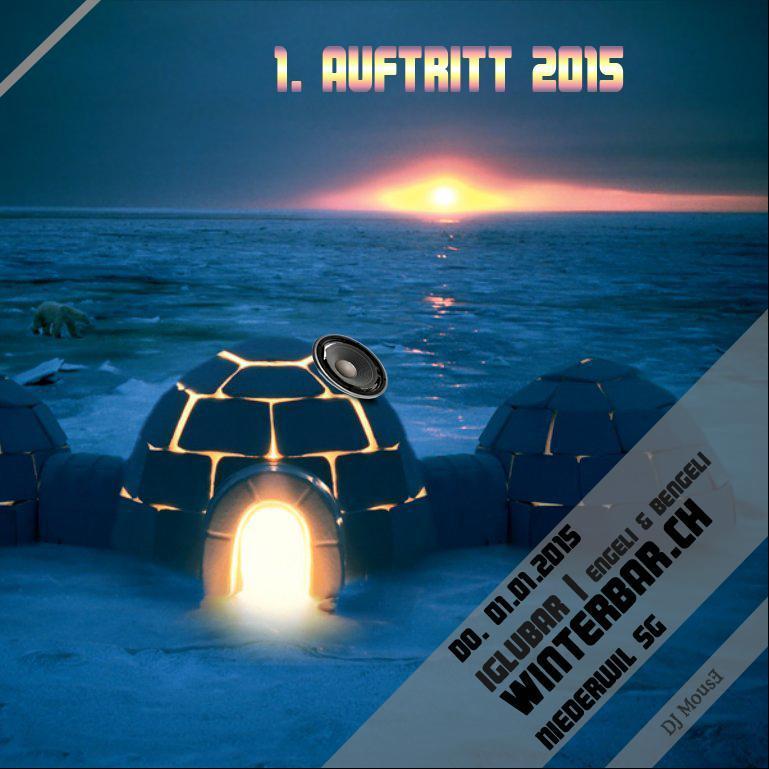 IgluBar - WinterBar 01.01.2015