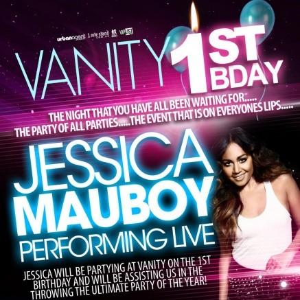 Vanity, 28th May 2011 12am-2am