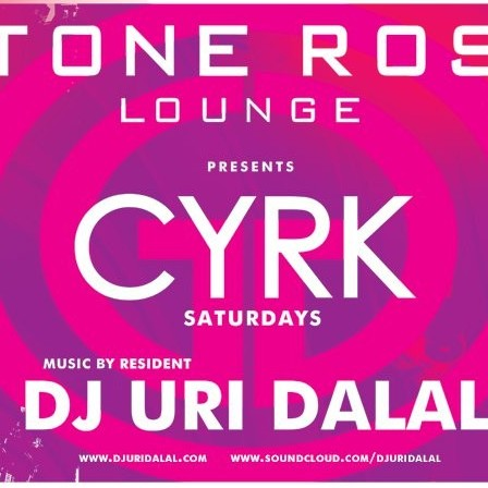CYRK Saturdays at THE STONE ROSE NYC 4/30/11