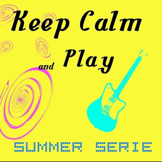 Keep Calm & Play Guitar#7 @ Chair de Poule