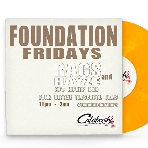 Foundation Fridays 2017-07-28