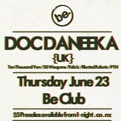 Propa X Nuff Said: Doc Daneeka 23/06/11