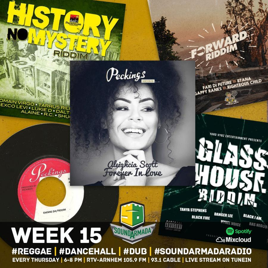 Week 15 - 2018