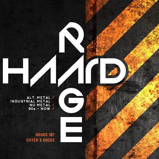 HAARD RAGE