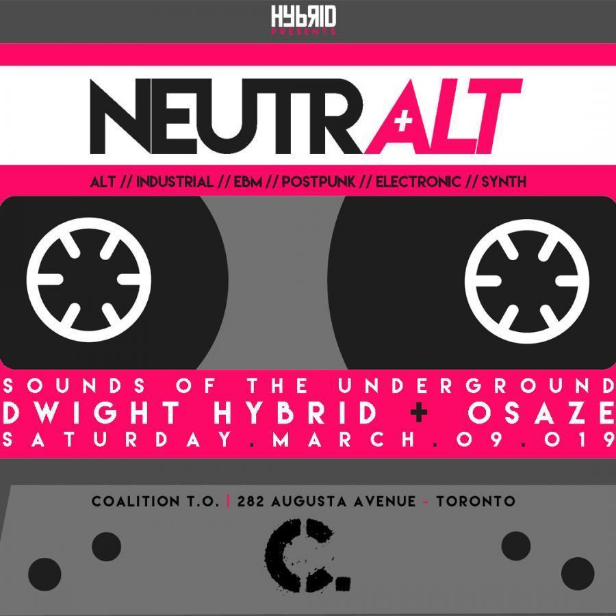 NEUTRALT // Sounds Of The Underground