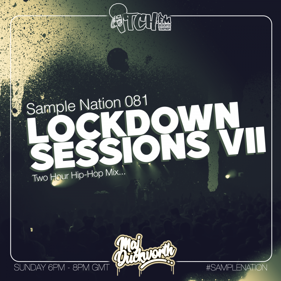 SAMPLE NATION 81 // LOCKDOWN SESSION 7