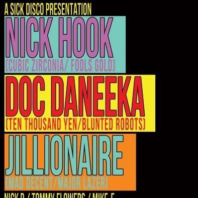 Sick Disco - 7/01/12