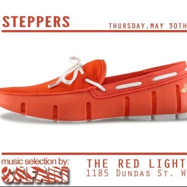 Steppers Redlight
