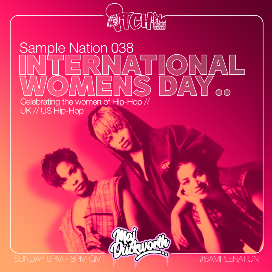 SAMPLE NATION 038 // INTERNATIONAL WOMENS DAY
