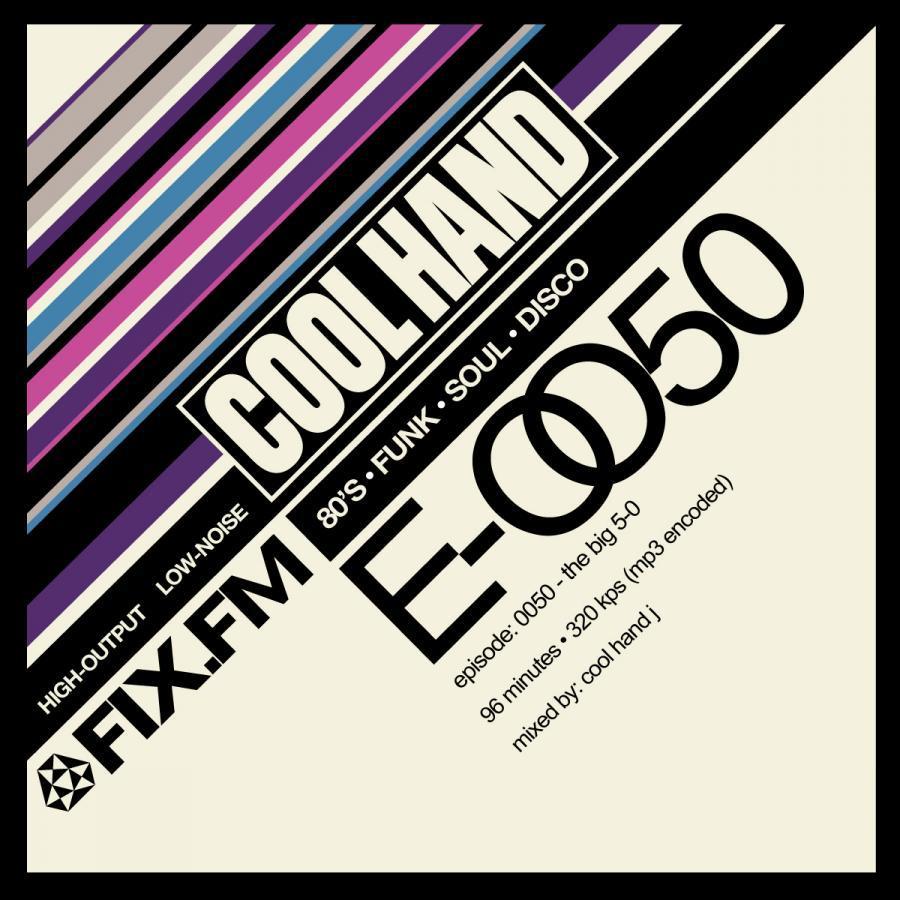 Adventures of Commander Cool Hand - Episode 50 - The Big 5-0