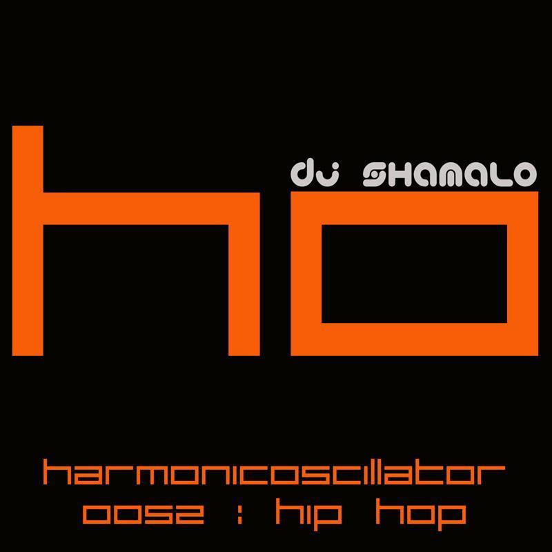 HarmonicOscillator#0052 : Hip Hop