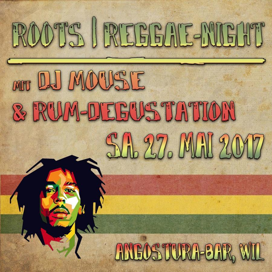 ROOTS | Reggae-Night 27.05.2017