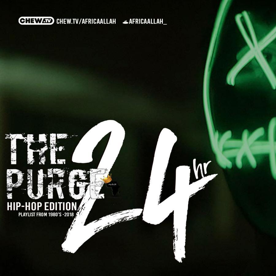 The Purge Hip-hop Edition