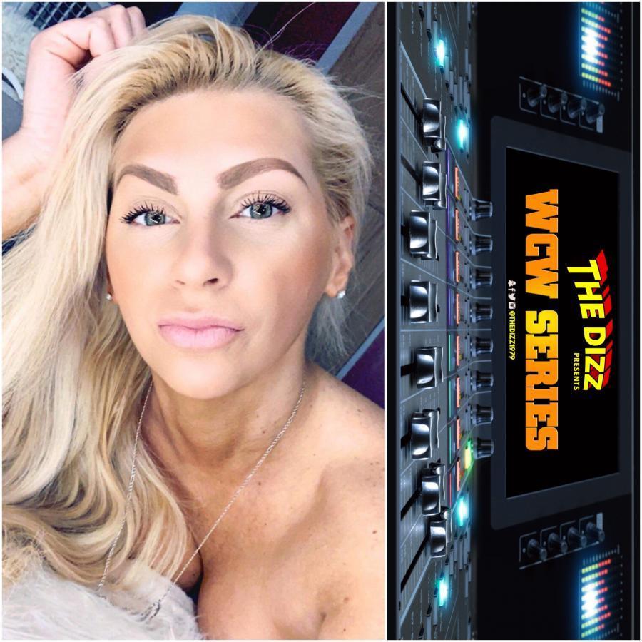 WCW Series Kelly Browne 5/8/19