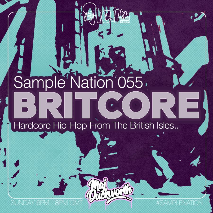 SAMPLE NATION 055 // BRITCORE SPECIAL