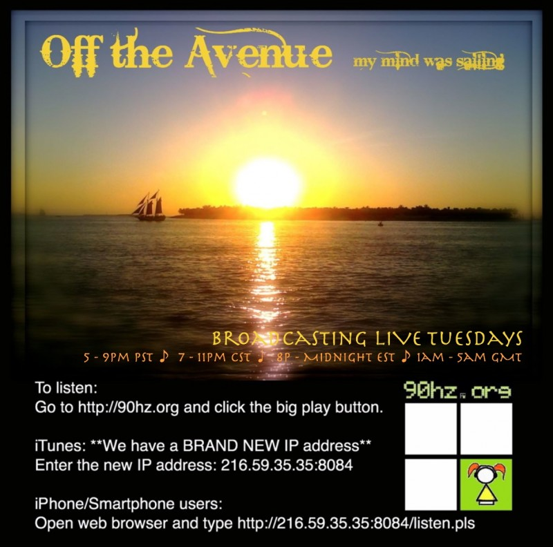 6/8/10 Off the Avenue
