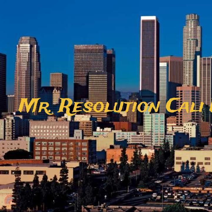 Mr. Resolution Cali Mix