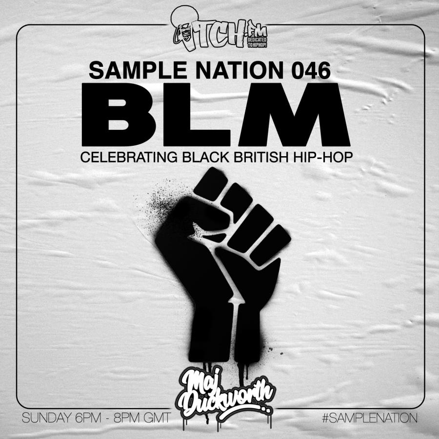 SAMPLE NATION 046 // BLM
