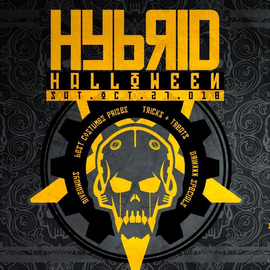 HYBRID // HALLOWEEN