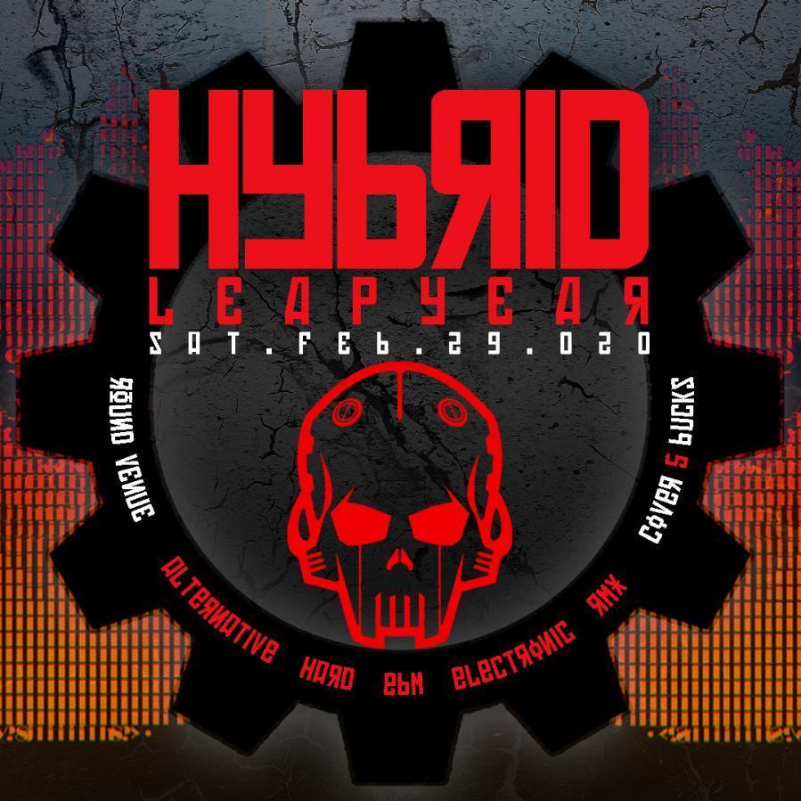 HYBRID // Leapyear