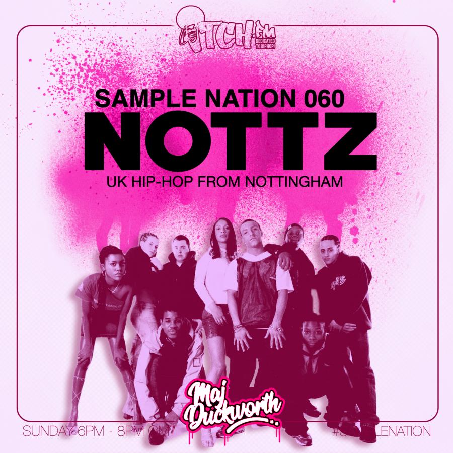 SAMPLE NATION 060 // NOTTZ SPECIAL