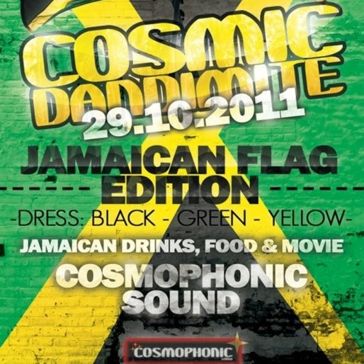 29 10 11 Cosmic Dandimite Part 1 - Soundbwoy Shaq - Serato DJ Playlists