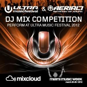 Ultra Music Festival & AERIAL7 DJ Competition - Dj T-Wrekx