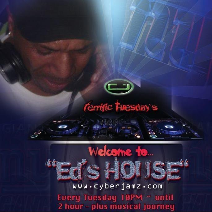 Cyberjamz.com - Ed's House Show - 1/1/13 -8:00 PM