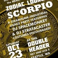 ZODIAC LOUNGE: Scorpio